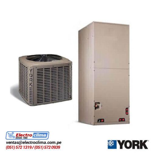aire acondicionado split ductos