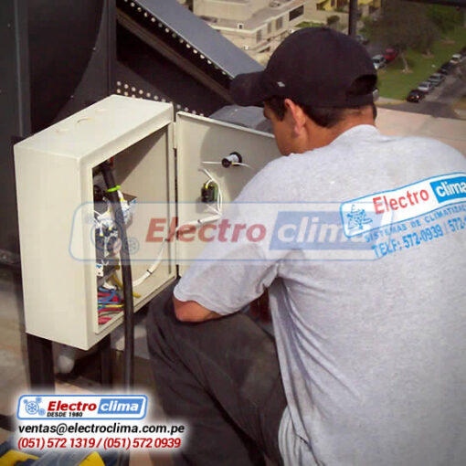 mantenimiento reparacion aire acondicionado