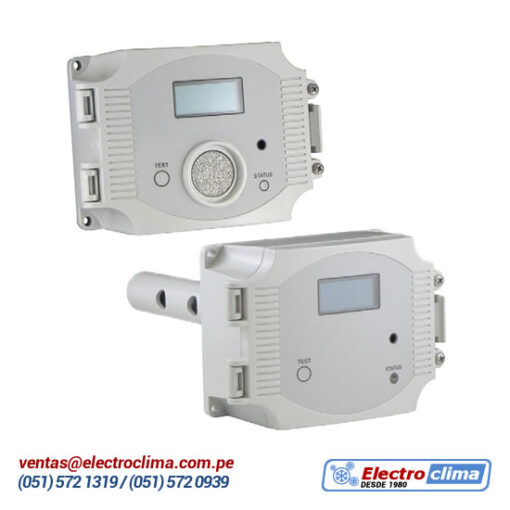 sensores de monoxido de carbono
